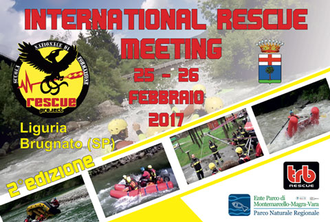 International rescue meeting